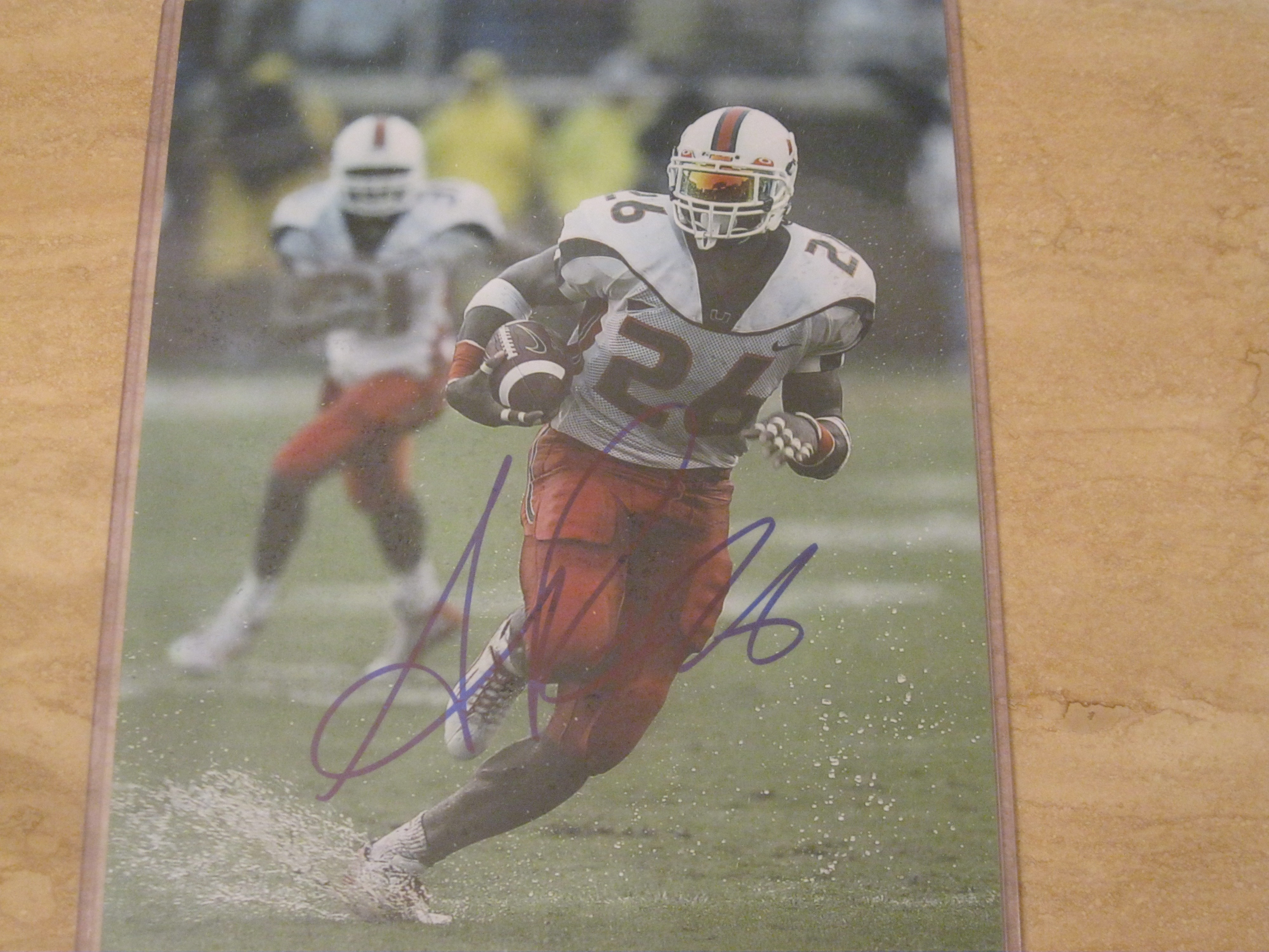 size 40 37bc2 24930 Sean Taylor Autographed Picture | Wall Of Fame Sports